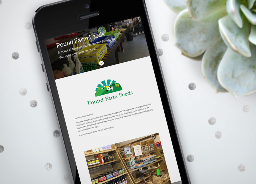 wordpress for farmshops